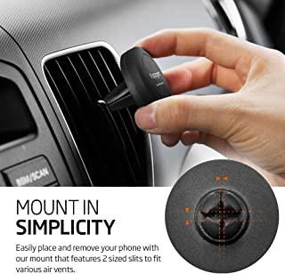 Spigen Car Mount Holder Air Vent Magnetic Black