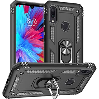 Funda Xiaomi Redmi Note 7,Silicona Case Anti-Arañazos Shock ...
