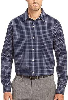 Van Heusen Men's Big & Tall Travelers Stretch Classic Fit Dress Shirt