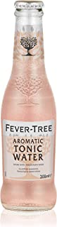 Fever-Tree Aromatic Tonic Water, 6.8 Fl Oz Glass Bottle (24 Count)