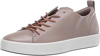 حذاء رياضي رجالي ناعم 8 Luxe من ECCO ، Moon Rock Dri-Tan, 43 (US رجالي 9-9. 5) M