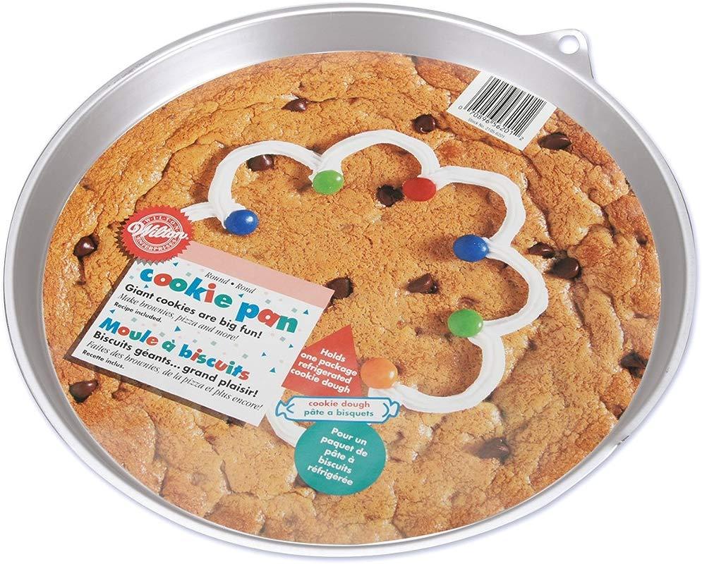 Wilton Giant Cookie Pan Round