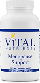 Vital Nutrients - Menopause Support - Herbal Combination Formulated for Support and to Help Alleviate Symptoms During Meno...