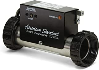 American Standard 9075120 Safe-T Calefactor, 7.50 x 4.81 x 3.56 pulgadas, negro