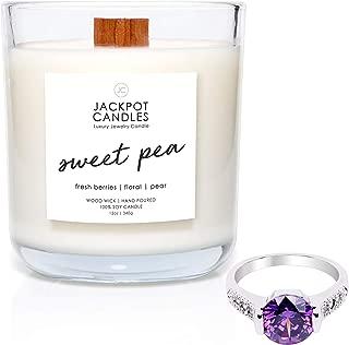 sweet pea rings