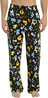 Men's Gotta Catch 'em All Eevee Evolution Lounge Pajama Pants
