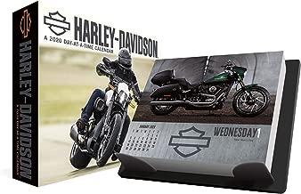 Harley-Davidson 2020 Box Calendar
