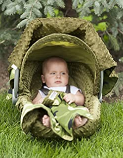 hunter carseat canopy