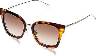نظارة شمسية من للنساء من هوغو بوس 0943/S HA 086، داك هافانا/Bw بني مائل للاسود، 53