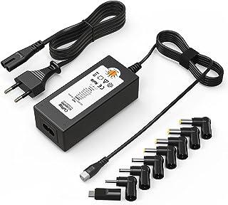 Outtag 45W Universal Cargador Alimentación 5V 6V 7.5V 9V 12V 13,5V 15V AC DC Adaptador de Viaje para cámara artículo LED S...