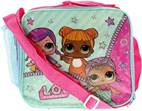 LOL Surprise Lunch Bag Bags & Accessories Synthetic Material Kids Bags Pink/Blue