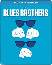 Best The Blues Brothers Limited Edition Blu-ray Steelbook Review