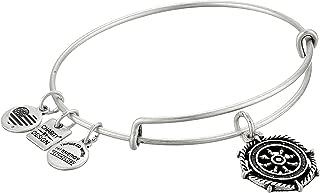 Charity By Design Take the Wheel Bangle Bracelet