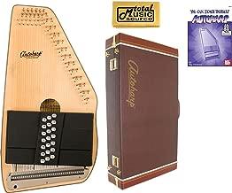 Oscar Schmidt 21 Chord Autoharp, Solid Spruce Top, Mahogany Back, OS10021