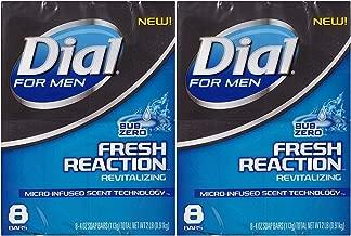 Best dial for men fresh reaction Reviews