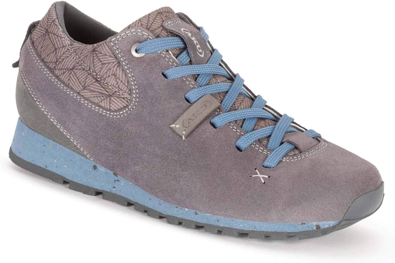 AKU Bellamont Gaia schuhe damen grau-avio 2019 Schuhe