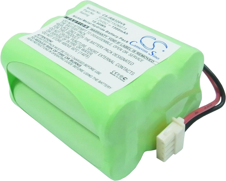 Replacement 100% quality warranty Battery for IROBOT Braava 100% quality warranty! GPR 4408927 320 321