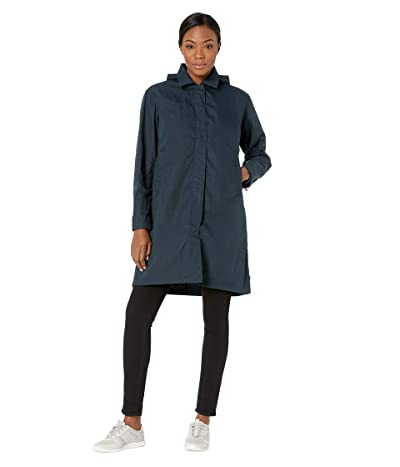 Fjallraven Travellers Jacket (Dark Navy) Women