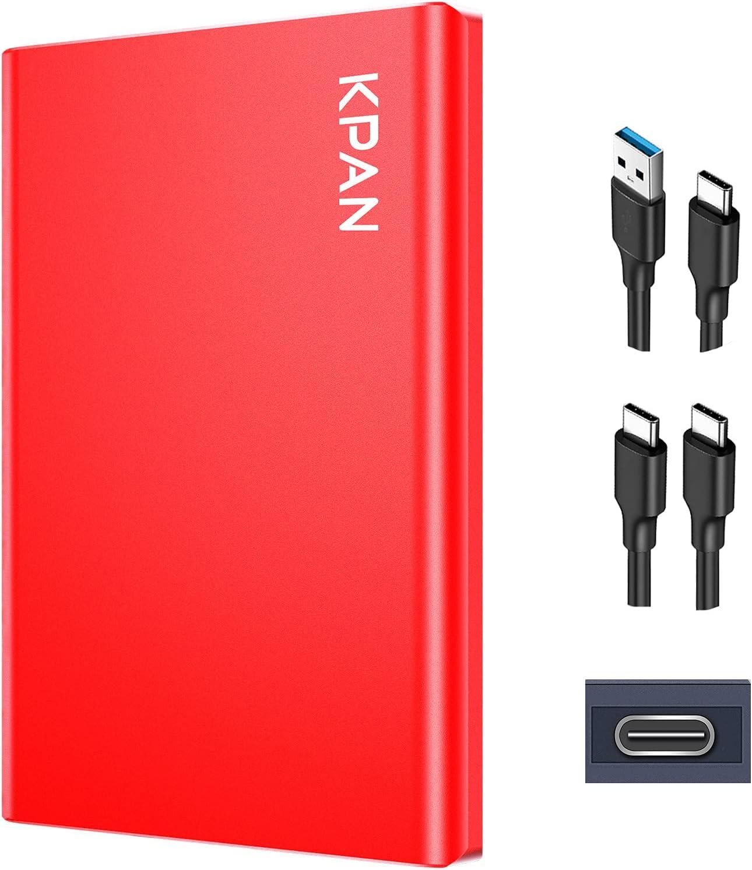 Max 41% OFF KPAN Award Portable External Hard Drive HDD Storage USB UA 3.1 Type-C