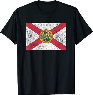 Best florida state flag t shirt Reviews