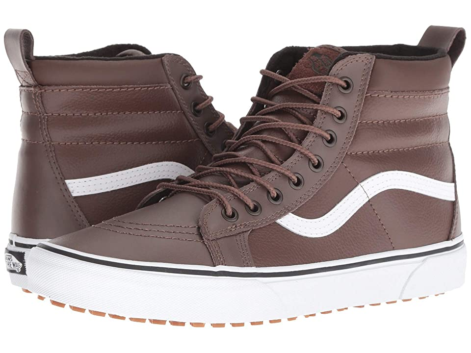 Vans SK8-Hi MTE (Rain Drum/Leather) Skate Shoes