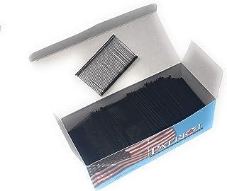2 Inch Black Tagging Gun Barb Fasteners Box of 5000 for Standard Tag Guns