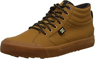 DC Shoes Evan Smith Winter-High-Top Shoes for Men, Bottes & Bottines Souples Homme