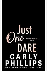 Just One Dare: The Dirty Dares (The Kingston Family Book 5) Kindle Edition