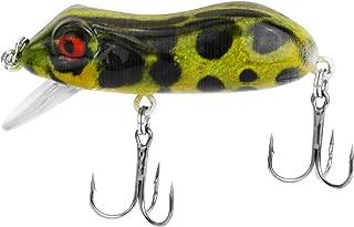 ROSE KULI Bass Fishing Lures Top Water Frog Trout Baits Plastic Hard Life Like CrankBaits