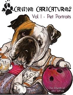 Best pet portraits caricature Reviews