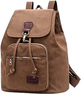 Ladies School Travel Laptop Bag Backpacks Fashion Leather Large Travel Bag Shoulder Bags