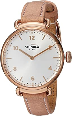 Shinola Detroit The Canfield 32mm - 20089878