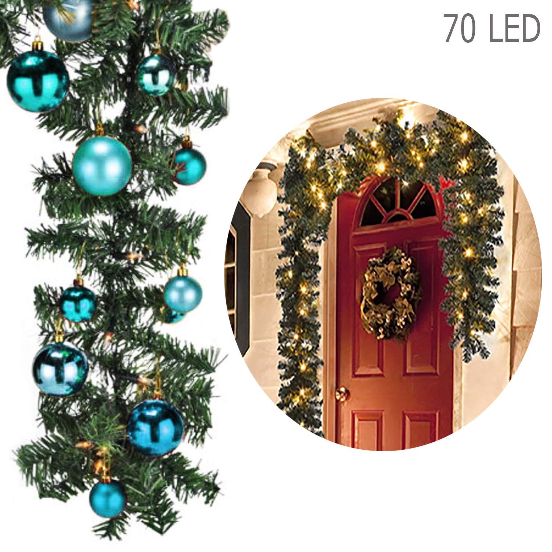 LED Lichterkette 540 LEDs innen außen Weihnachten