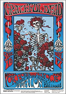 Pyramid Family Dog Grateful Dead-S Wall Poster