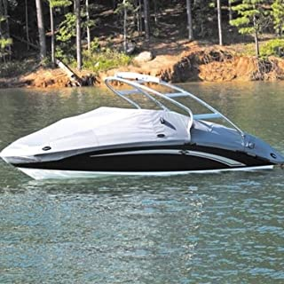 OEM Yamaha JetBoat '12-'14 AR210 212X with Tower Mooring Cover MAR-210MC-TW-GY