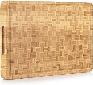 Best bamboo cutting board splinters Reviews