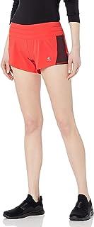 Oiselle Women's Toolbelt Roga Shorts, Blaze, Size 2