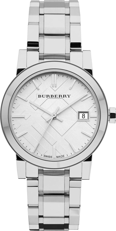 Burberry BU9100 Reloj de Pulsera de Acero Inoxidable para Mujer