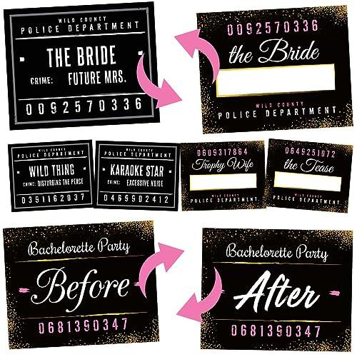 Happium Bachelorette Party Wedding Sunglasses 6 Pack