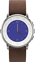 Pebble Time Round 20mm Smartwatch for Apple/Android Devices - Silver