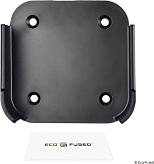 Eco-Fused Wall Mount Compatible with Apple TV 4 / Apple TV 4K - Holder Bracket Frame Easy to Install - Simply Attach, Inse...