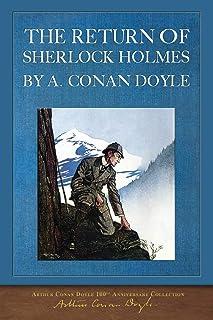 The Return of Sherlock Holmes (100th Anniversary Edition): With 28 Original Illustrations