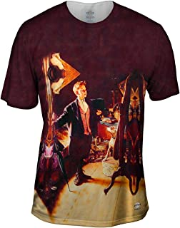 Yizzam- Norman Rockwell - Top Hat and Tails (1923) -Tshirt- Mens Shirt