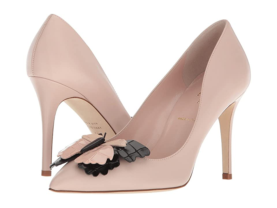 Kate Spade New York Laurie (Pale Pink Nappa) Women