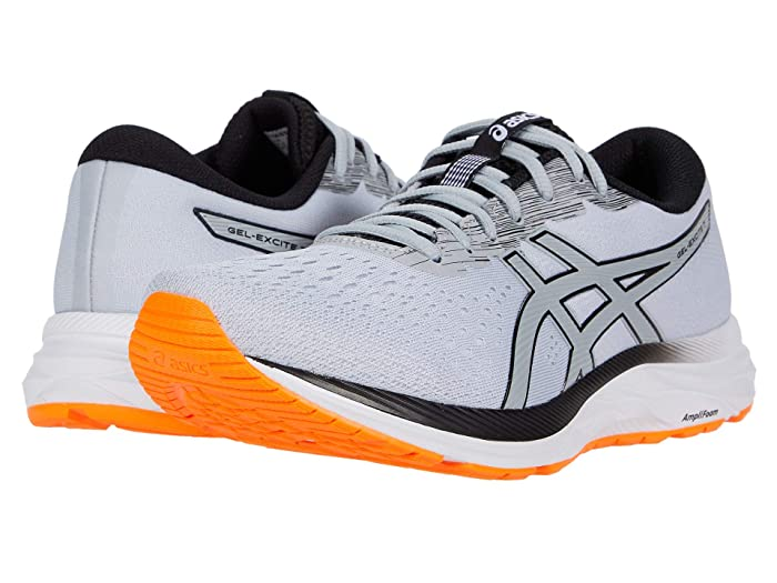 ASICS  GEL-Excitetm 7 (Piedmont Grey/Black) Mens Running Shoes