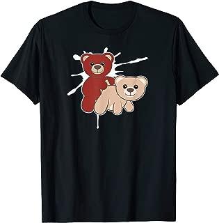 Mens Bears having Fun - LGBT Gay Pride    T-Shirt
