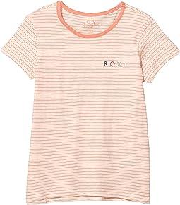 Peach Blush Walker Stripes