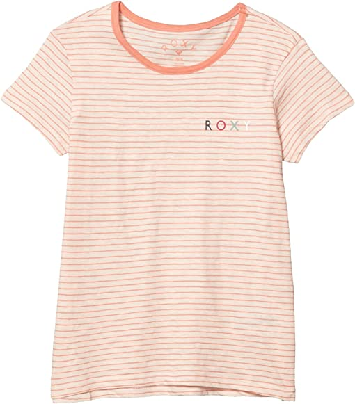 Peach Blush Walker Stripes