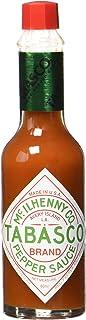 TABASCO Original Red Pepper Sauce – 360 ml Glasflasche - 100% natürliche Zutaten – Hot Sauce - scharfe Chili-Sauce