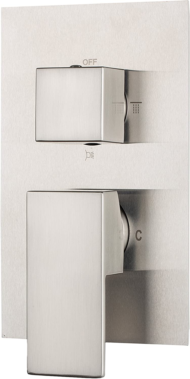 BAI 0131 Concealed Shower Mixer 67% OFF of fixed price Balance Water Valv Max 73% OFF with Pressure